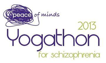 8th Annual Peace of Minds Yogathon for Schizophrenia