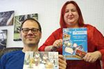 Christmas card campaign supporting Alliston hospital foundation
