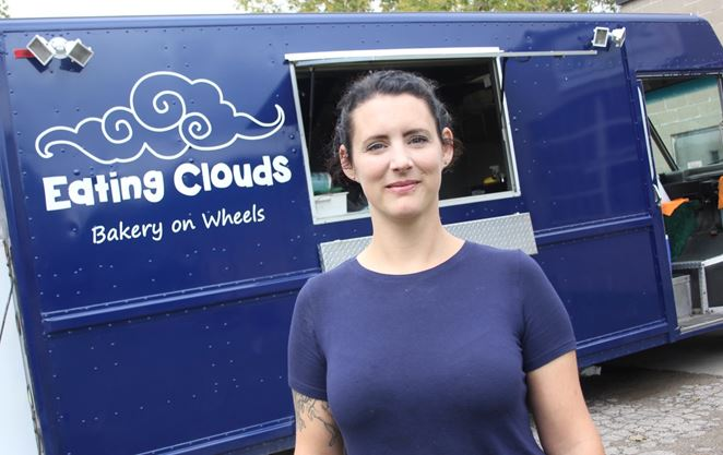 """Send in the Clouds: Guelph """"Bakery on Wheels"""" offering up the sweet treats"""