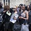 Andrew Loku funeral
