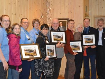 Nottawasaga Valley Conservation Authority hands out awards