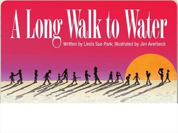 A long walk to water is short novel linda sue park.It inc ...