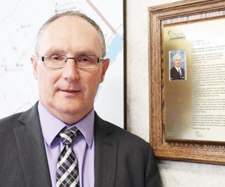Principal honoured