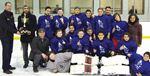 St. Anne won gold in seniors division