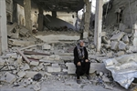Destruction in Gaza