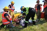 Pearson's Mock Disaster