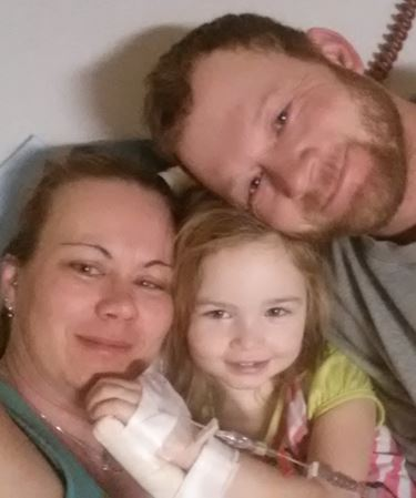 Coldwater Area Child Diagnosed With Cancer