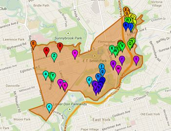 Ward 26 Don Valley West voting location6