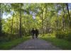 Plenty of hiking trails at Greystone Retreat