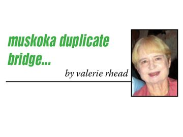 MUSKOKA DUPLICATE BRIDGE