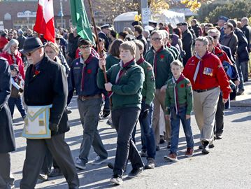 March to bilingualism