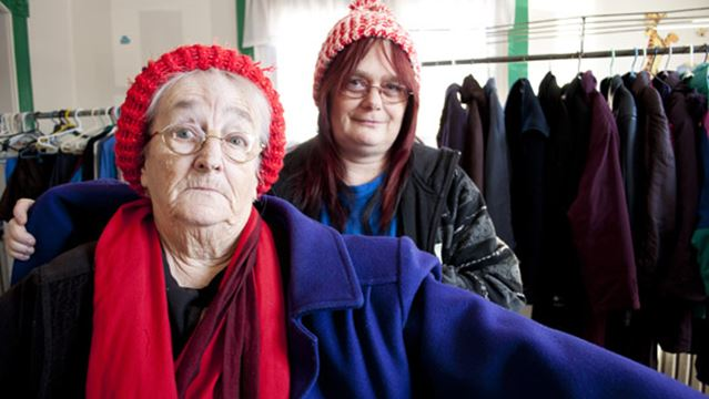 Giving the gift of winter warmth in Welland