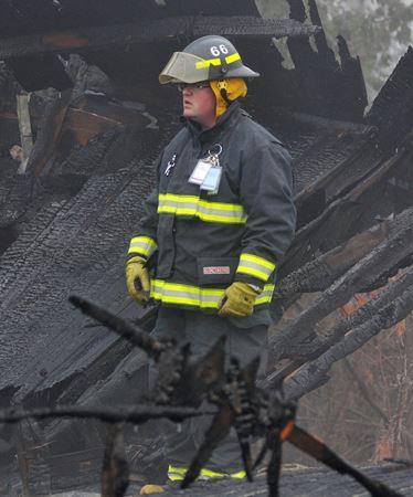 Lindsay Road fire