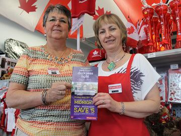 Meaford Bargain Shop staying open late to support mental health