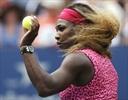Serena wins