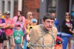 Buskers draw in crowds to downtown Thorold