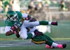 Reilly leads Eskimos to 24-19 win over Riders-Image1