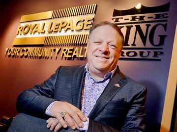 Royal LePage realtor Daryl King