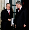 Harper cannot be trusted: Danny Williams-Image1