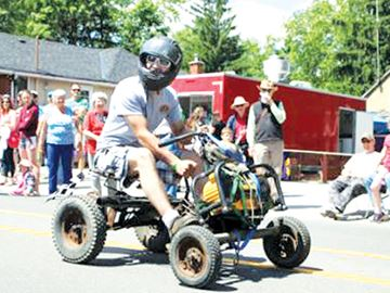 Ancaster Heritage Days Soap Box Derby
