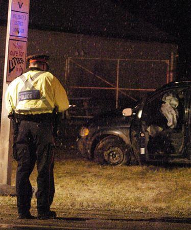 2011 crash
