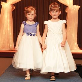 Wedding Trends fashion show - Sept. 19, 2014