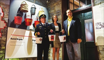 Local firefighters to host family fun day at the Pump House Steam Muse– Image 1