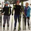 Collingwood x-country skiers prepare for nationals on downhill slope