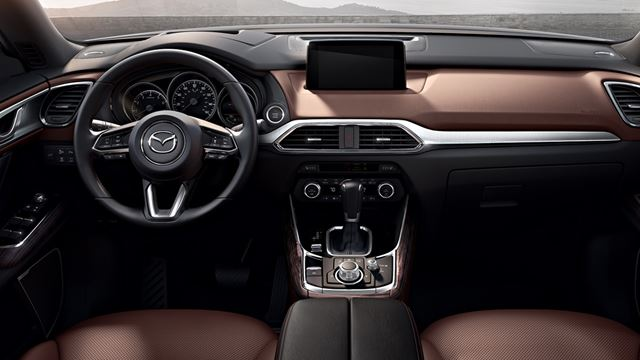 mazda s cx 9 the old and the new. Black Bedroom Furniture Sets. Home Design Ideas