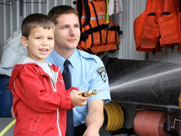 Blue Mountain Fire Department to set fires for annual open house