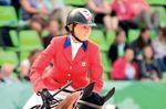 Jessica Phoenix, World Equestrian Games