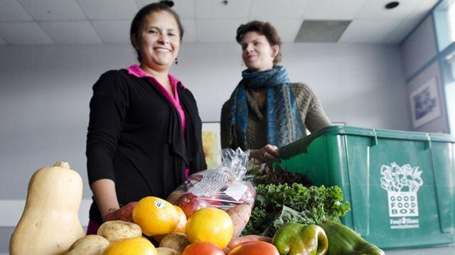 Community Food Program Assistant Stonegate Community Health Centre