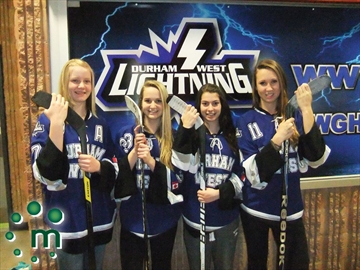 Durham west lightning midget