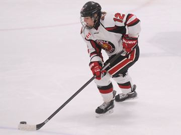 Oakville Hornets unbeaten streak hits 20 with 4-1 win over Waterloo