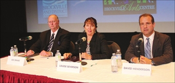 Brockville mayoral candidates have their say– Image 1