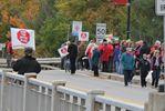 BALA FALLS PROTEST