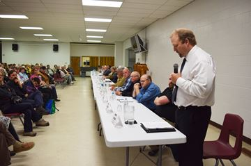 South River/Machar All-Candidates Meeting