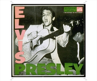 Elvis first album