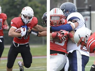Stampeders duo qualify for Canada Cup football