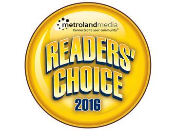 2016 Readers' Choice