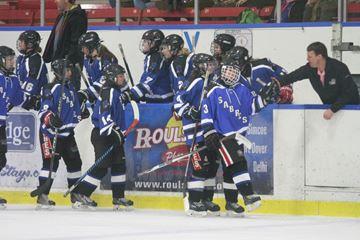 NSSAA girls hockey final