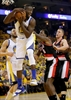 Warriors whip Portland at home in opener of West semifinals-Image9
