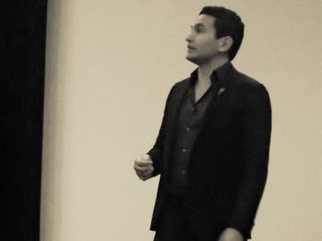 Wab Kinew at Lakefield College School - Feb. 26, 2015