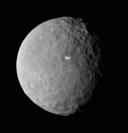NASA craft circling Ceres in first visit to dwarf planet-Image1