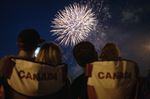 Celebrations abound on Canada Day