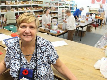 Numbers at Wasaga Beach food bank on rise