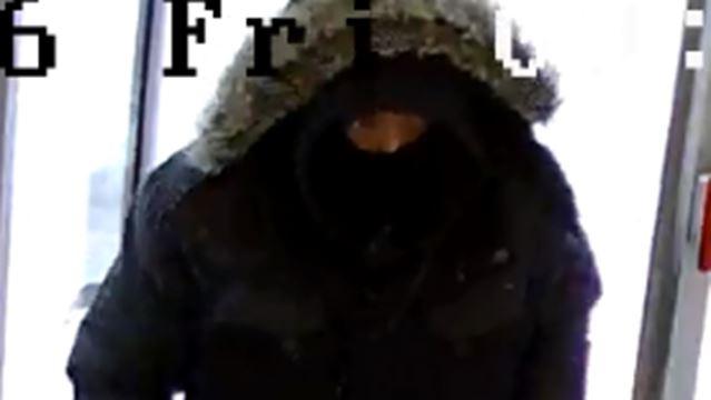Wincore pharmacy robbery suspect