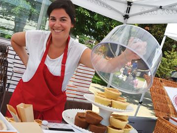 Everyone's talking about Ontario's Best Butter Tart Festival in Midland