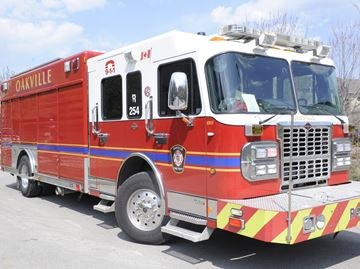 Oakville Fire Department reminding residents to be safe with fireworks this Labour Day weekend
