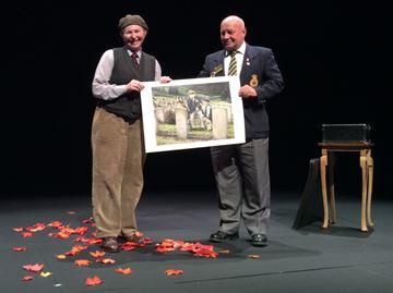 Jake's Gift honours Canadian veterans in Oakville